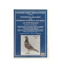 Vedovanza spiegato e preparare Pigeon DVD da John Halstead-PICCIONI VIAGGIATORI