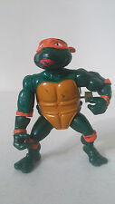 FIGURINE TMNT TURTLES - MICHELANGELO 10 CM - PLAYMATES TOYS 1989