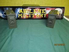 2 30cal M19A1 Ammo Cans Boxes Army Military Surplus Very Good Two Cans