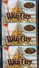 WARCRY 3 BOOSTERS PATH OF GLORY