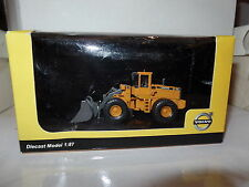 1:87th Constrution HO DV02 Volvo L150C Wheel Loader