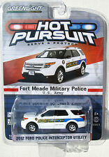 GL HOT PURSUIT S 11 2012 EXPLORER INTERCEPTOR - FORT MEADE ARMY MILITARY POLICE