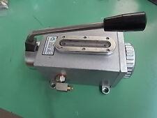 Zentralschmierung Handpumpe zum Nachrüsten an Maschinen ETZS-Y8