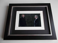 Dame Judi Dench SIGNED 10x8 FRAMED Photo Autograph Display James Bond Film & COA