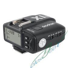 Godox X1T-N TTL 2.4G Wireless Flash Trigger Transmitter Set For Nikon Camera【IE】