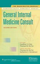 The Washington Manual® General Internal Medicine Subspecialty Consult (The Wash