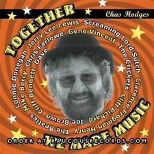 CHAS HODGES Together We Made Music CD - Rock 'n' Roll - BRAND NEW - Chas & Dave