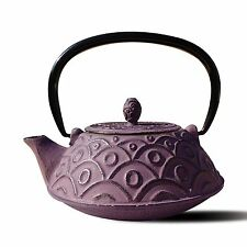 Old Dutch International 1013GW Tetsubin Kyoto Cast Iron 26-oz Teapot
