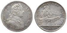 LOUIS XV, TRESOR ROYAL Jeton 1726