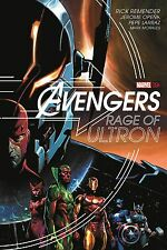 AVENGERS: RAGE OF ULTRON HARDCOVER Rick Remender, Opena Marvel Comics OGN HC