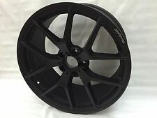 19x8 19x9 +45 SLS AMG STYLE 5X112 BLACK WHEEL FIT MERCEDES W204 W212 W216 C63