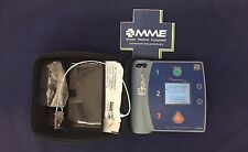 Great Condition Philips FR2+ AED with Pads, Case, New Battery M3860A