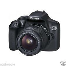 "Canon EOS 1300D 18-55mm 18mp 3"" DSLR Digital Camera Brand New Cod Agsbeagle"