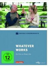 WOODY ALLEN/LARRY DAVID/+ - GROßE KINOMOMENTE-WHATEVER WORKS  DVD  NEU