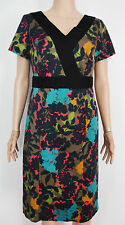 New Pepperberry size 12 RC Floral Multicolour Shift Dress