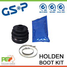 1x Genuine * GSP * Inner CV Boot Kit for HOLDEN CREWMAN VY-VZ CROSS 8 FRONT A/T