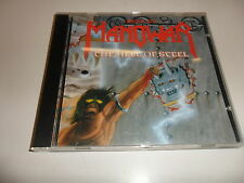 Cd   Manowar  ‎– Best Of Manowar - The Hell Of Steel