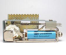 Hartmann Fernschalter / Motor-Relais, 1 auf 10, mit Ziffern-Anzeige, 48V, NOS