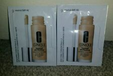 2 x CLINIQUE - Beyond Perfecting Foundation - 9 Neutral - 1.5ml Samples