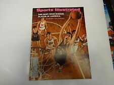 1970 Sport Illustrated Best High School Player Tom McMillen Cover February 16th