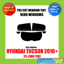 HYUNDAI TUCSON 2010+ 5% LIMO REAR PRE CUT WINDOW TINT