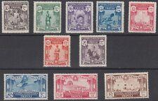 ITAL. Tripolitania, 1931 pattern fiera 141-50 **, (23208)