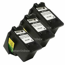 3x PG240XL PG-240XL HY Black Ink Cartridge for Canon PIXMA MX372 MX392 MX432