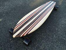 Longboard made of Solid Wood - Bonita 36x10