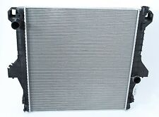 New Aftermarket Dodge Ram 2500 3500 Radiator with 5.9 Cummins Diesel Engine 2711