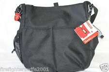 Skip Hop Duo Essential Diaper Bag Black nwt