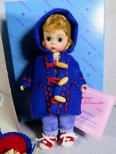 """MADAME ALEXANDER DOLL 8"""" 'MADC PREMIERE 1993 HOMECOMING"""