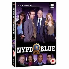 NYPD Blue: Complete Season 11 - DVD NEW & SEALED (6 Discs)             (Series)