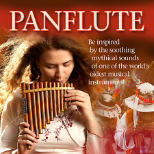 CD Panflute Panflöte von Various Artists aus der The World Of Serie 2CDs