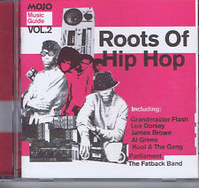 GRANDMASTER FLASH / LEE DORSEY / JB's Roots of Hip Hop Mojo compilation CD 2003