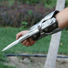 Assassin's Creed Brotherhood Ezio Hidden Blade Gauntlet Cosplay Props Collection