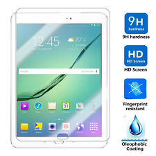 "Tempered Glass Screen Protector Protection for 8"" Samsung Galaxy Tab S2 8.0 T710"
