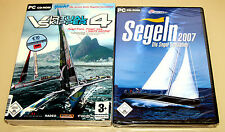 Pc jeux collection virtual skipper 4 voiles 2007 simulateur --- (5 2015)