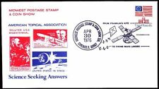 Usa 1975 Cover spatiale space viking Mars Lander [bc0008]