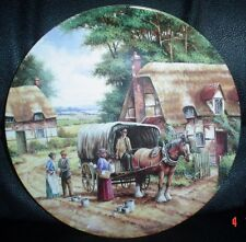 Wedgwood Shire Horse Collectors Plate THE TINKER