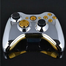XBox 360 Game Silver Joystick Handle Game Handle Shell Plastic Game Accessories