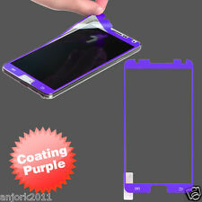 Samsung Galaxy Note 3 Color Coating Screen Protector Film Purple