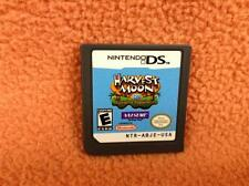 Harvest Moon Island of Happiness Nintendo DS Super Fast FREE SHIPPING!