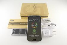 New Samsung SM-G900T Galaxy S5 Charcoal Black 16GB WiFi T-Mobile Unlocked GSM