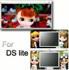 Blythe Barbie SKIN DECAL STICKER for NINTENDO DS LITE 1