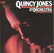 Quincy Jones - The Quintessence PHIL WOOD BILLY BYRES THAD JONES / IMPULSE CD