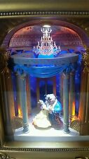 DISNEY PARKS GALLERY OF LIGHTS OLSZEWKI BELLE AND BEAST DANCE BEAUTY & THE BEAST