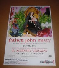 Father John Misty - rare tour concert / gig poster - may 2016