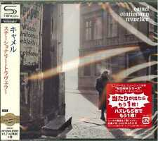 CAMEL-STATIONARY TRAVELLER-JAPAN  SHM-CD D50