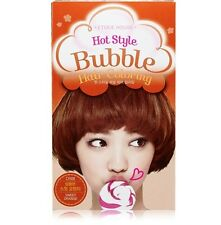*ETUDE HOUSE* Hot Style Bubble Hair Coloring ( #OR08 Sweet Orange)**New**