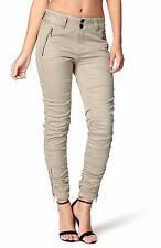 Fransa Trousers - Sand - Euro 40 - W32 L27 - UK Size 14 - RRP £54.99 - Box6501 F